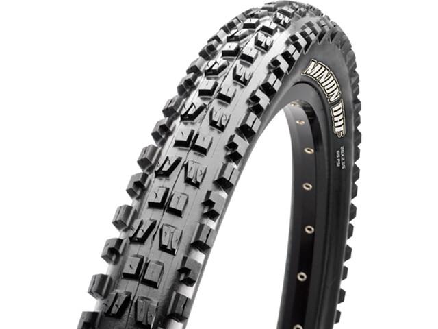 "Maxxis Minion DHF Folding Tyre 29x2.50"" EXO TR 3C MaxxGrip black"
